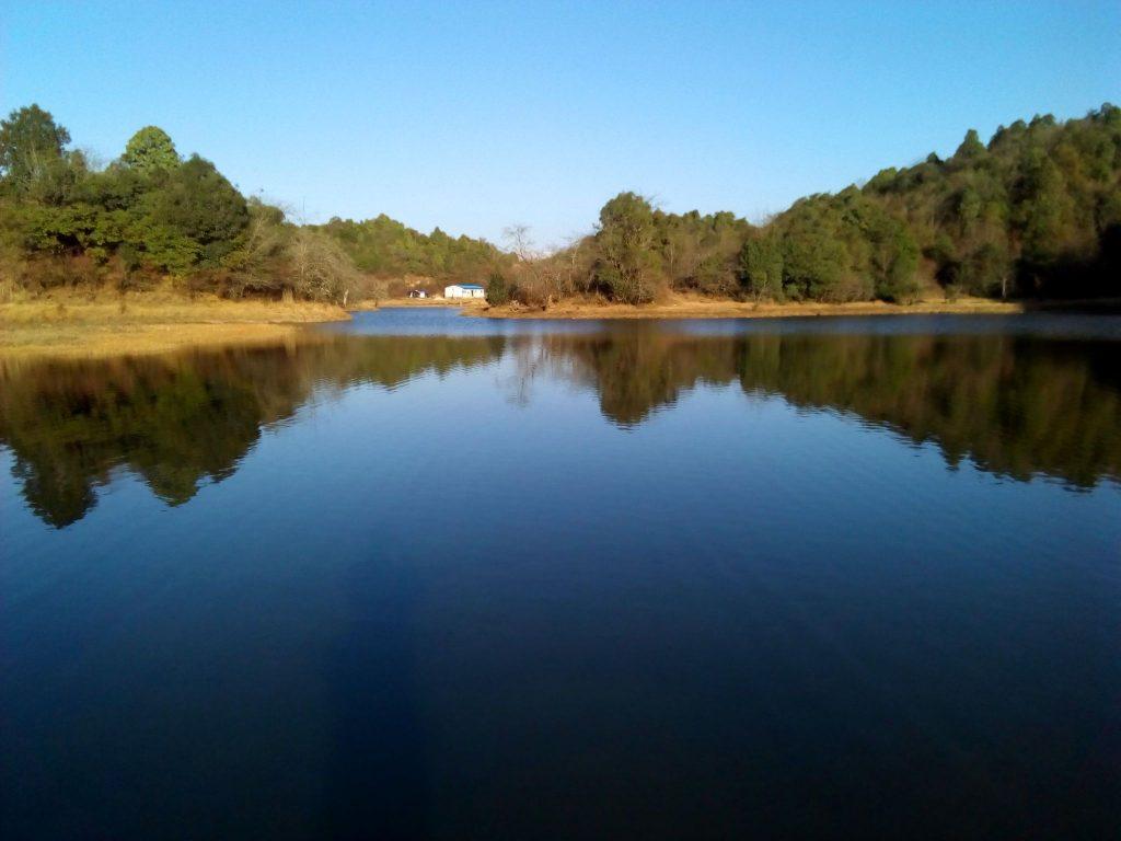 Chisapani Pond