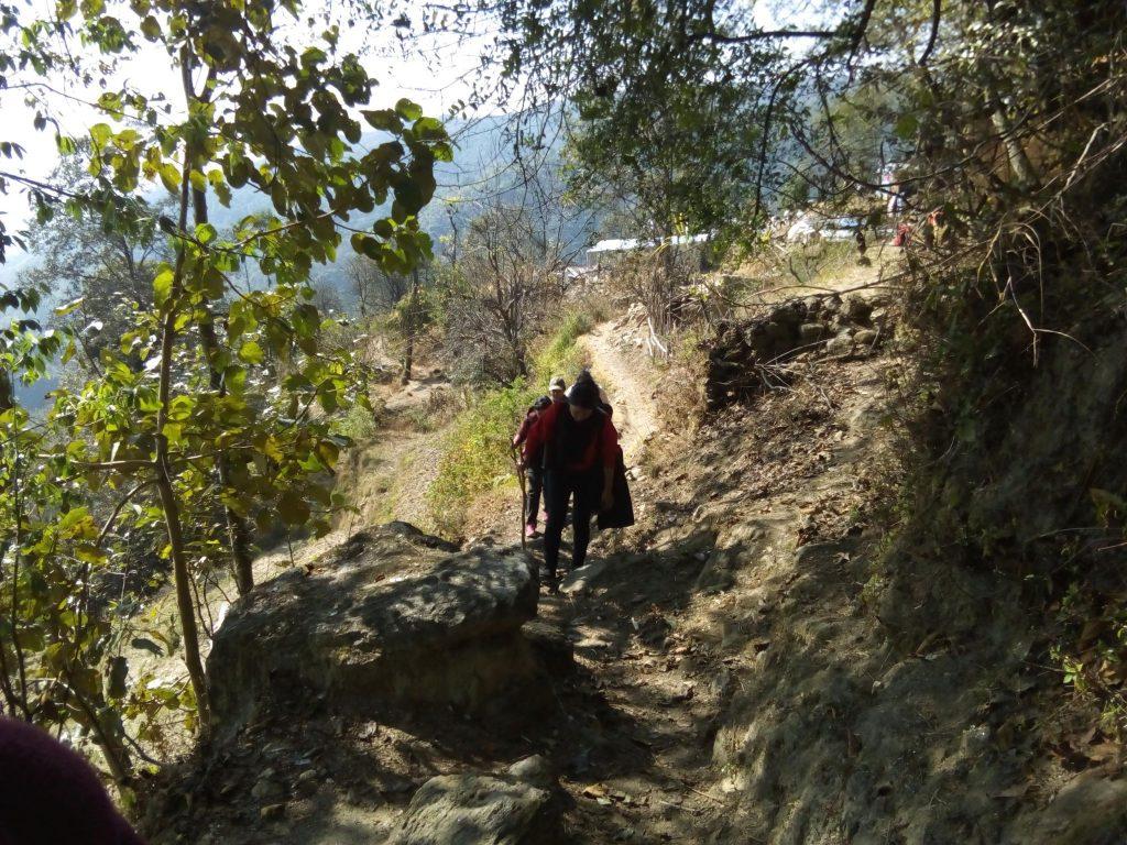 Chisapani Trail