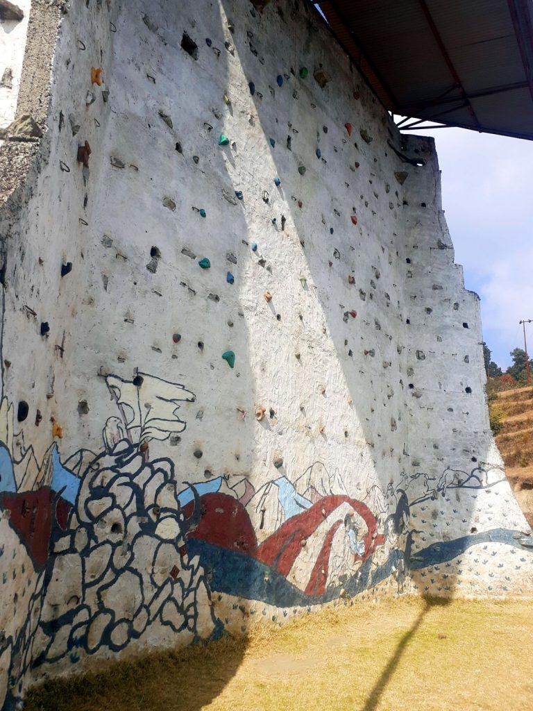 Rock Climbing, Kakani