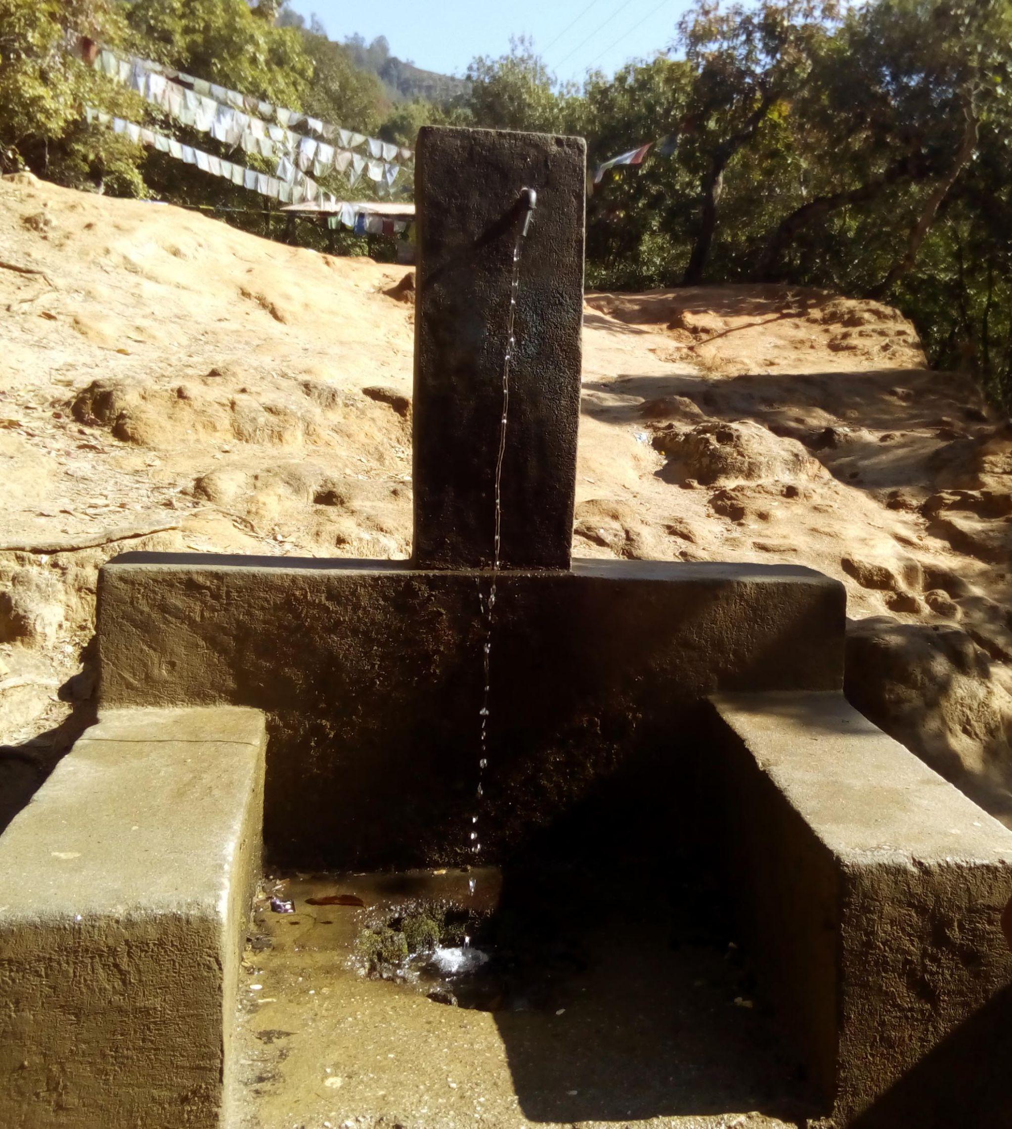 Tap Water Sundarijal