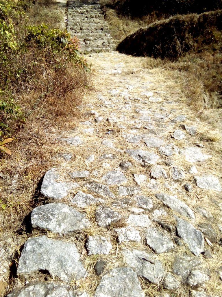 Way to Chisapani